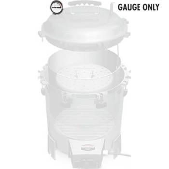 GAUGE, STEAM STERILIZER, FOR 250X 120V