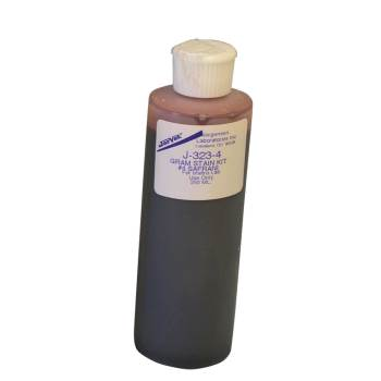 Cytology, gram stain, safranin counter stain, 250ml