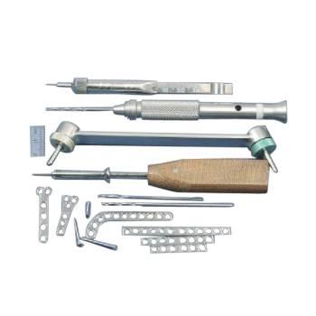 Kit, cortical screw cortical screw instrument, 2mm