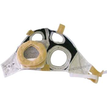 Set, ring for double sided eyesave, foal/weanling