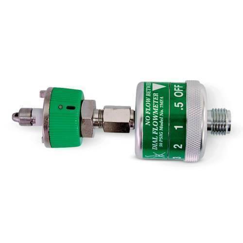 Flowmeter Ceiling dial flowmeter