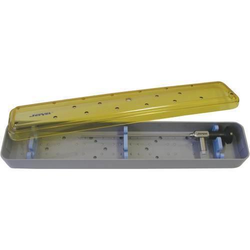 Tray, rigid endoscope storage