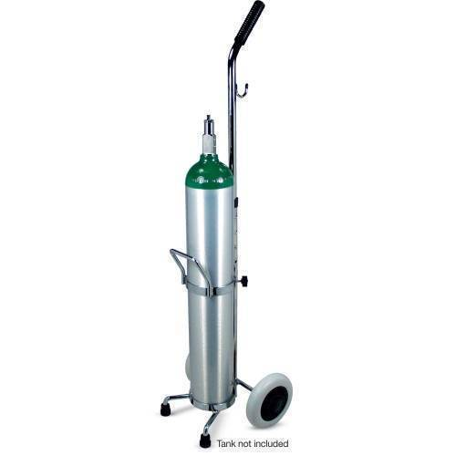 "Oxygen,""E"" cylinder cart"