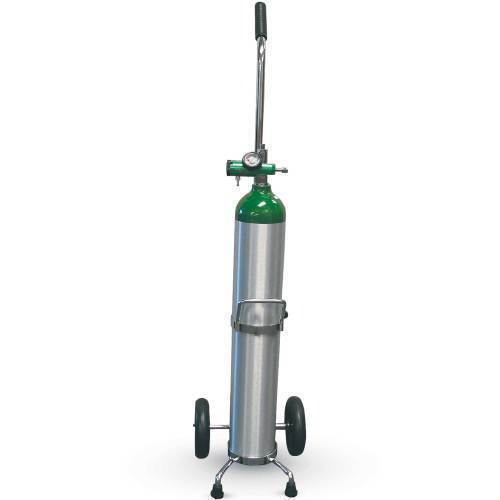 Oxygen,Portable oxygen delivery system, complete