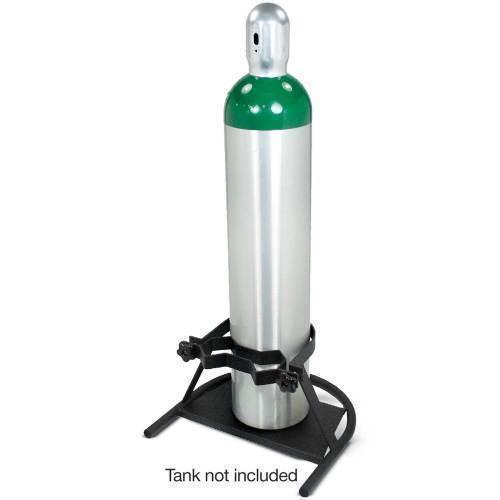 """Oxygen,""""H"""" oxygen cylinder stand"""