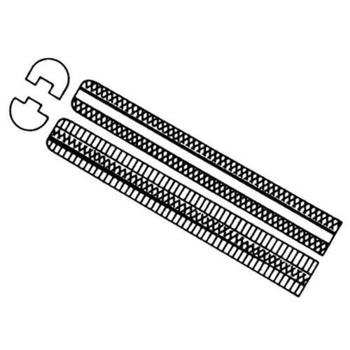 Angiotribe, ferguson, straight, 16cm, german