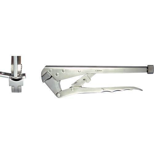 Plate, bender pliers/guide pin bender