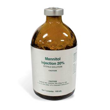 RXV MANNITOL INJECTION, 20%, 100 ML