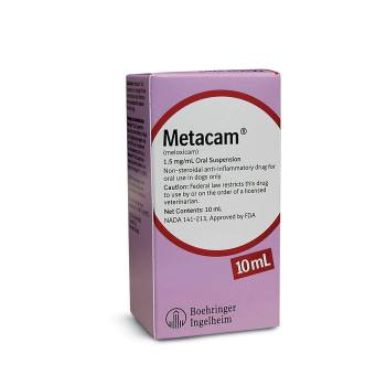 RXV METACAM INJECTION (MELOXICAM) 5MG/ML, 10ML, PACK OF 12