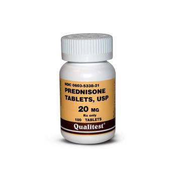 Prednisone 20 milligrams