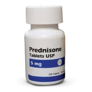 RX PREDNISONE, TABLETS, 5MG, 100CT