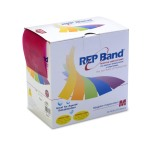 REP BANDS LEVEL 5, PLUM, 50 YARDS, EACH