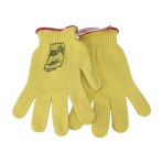 GLOVE,KEVLAR,KUT-GARD,YELLOW, 1PAIR
