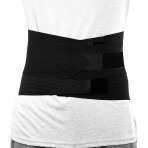 BACK SUPPORT,W/POCKET,SMALL,EA