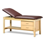 TABLE,TREATMENT,CLINTON,TAN,W/DRAWERS,EACH