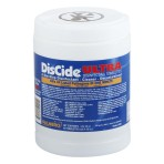 DISINFECTANT,WIPES,DISCIDE ULTRA, LARGE, 60/CANISTER