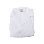 LAB COAT,LADIES FULL LENGTH,MEDIUM,WHITE,EACH