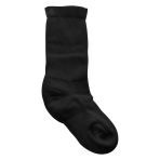 SOCKS,CREW,UNISEX,BLACK,SMALL,PAIR