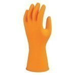 GLOVES,RUBBER,MARIGOLD,SIZE 7.5,PAIR