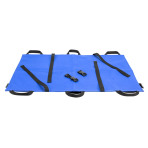 "STRETCHER,ANIMAL,SOFT,21""x34"",BLUE,EACH"