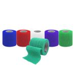 "TAPE,CO-FLEX COHESIVE 2"",RAINBOW PACK,36/BOX"