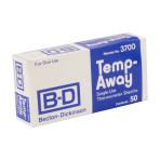 SHEATHS,TEMP-AWAY,THERMOMETER,BD,50/BOX