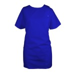 TUNIC, MARINE BLUE, SILHOUETTE, WOMEN'S, LARGE