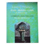 LOUIS TIFFANY'S GLASS BRONZE LAMPS BOOK-HARDCOVER