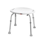 STOOL,BATH SHOWER,ADJUSTABLE,EACH