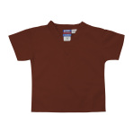 SHIRT,KIDS SCRUB SHIRT,BURNT ORANGE,SMALL,EACH