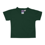 SHIRT,KIDS SCRUB SHIRT,HUNTER GREEN,SMALL,EACH