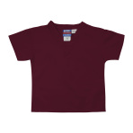 SHIRT,KIDS SCRUB SHIRT,MAROON,SMALL,EACH