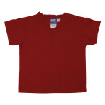 SHIRT,KIDS SCRUB SHIRT,RED,MEDIUM,EACH