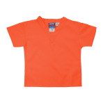 SHIRT,KIDS SCRUB SHIRT,LGT ORANGE,SMALL,EACH