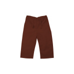 PANTS,KIDS SCRUB PANTS,BURNT ORANGE SMALL,EACH