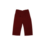 PANTS,KIDS SCRUB PANTS,CRIMSON,SMALL,EACH