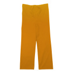 PANTS,KIDS SCRUB PANTS,GOLD,LARGE,EACH