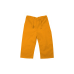 PANTS,KIDS SCRUB PANTS,GOLD,SMALL,EACH