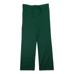 PANTS,KIDS SCRUB PANTS,HUNTER GREEN,LARGE,EACH