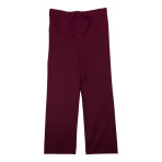 PANTS,KIDS SCRUB PANTS,MAROON,LARGE,EACH