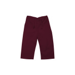 PANTS,KIDS SCRUB PANTS,MAROON,SMALL, EACH