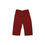 PANTS,KIDS SCRUB PANTS,RED,SMALL,EACH
