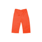 PANTS,KIDS SCRUB PANTS,LGT ORANGE,SMALL,EACH