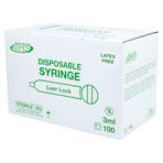 AHS 3cc L/L Syringe