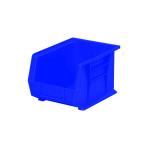 BIN,10.75X8.25X7IN,BLUE,6 EA/CT