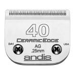 CLIPPER BLADE CERAMICEDGE #40 (1/100'')