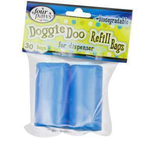 Doggie Doo Bags Refill Roll 30 Bags