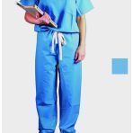 PANTS,SCRUBS,CIEL BLUE,XLARGE