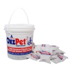 CLEANER,OXZPET,33 PACKETS/PAIL,2/CS