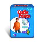 PANTS, TRAINING BOYS 4T-5T 38LBS+ 76/CASE